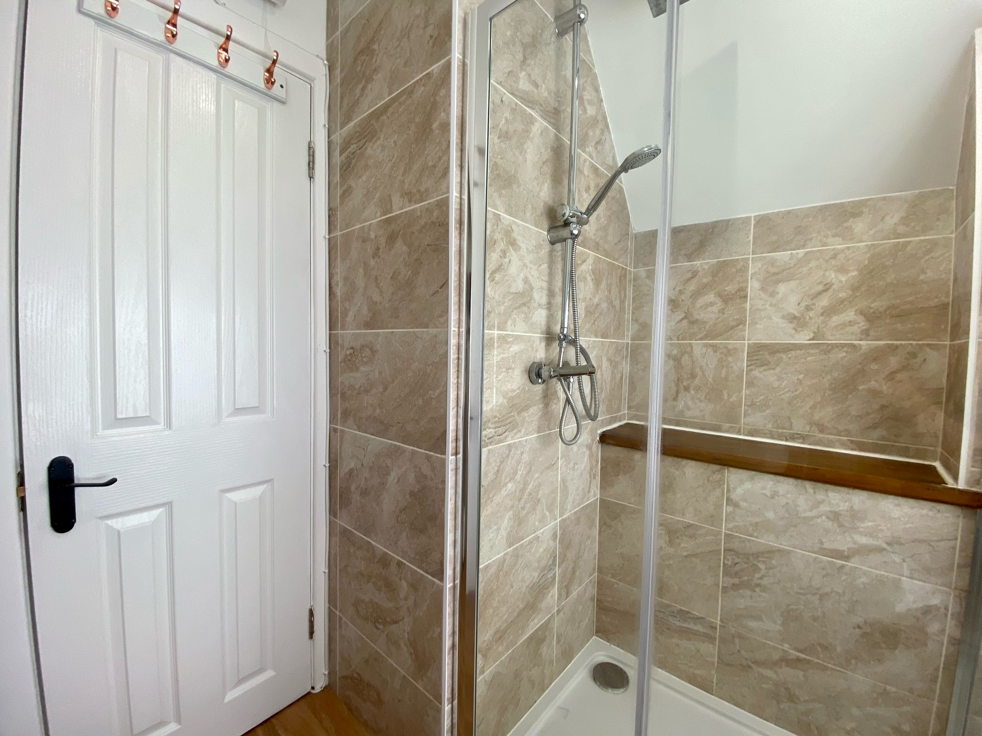 The Roost Shower