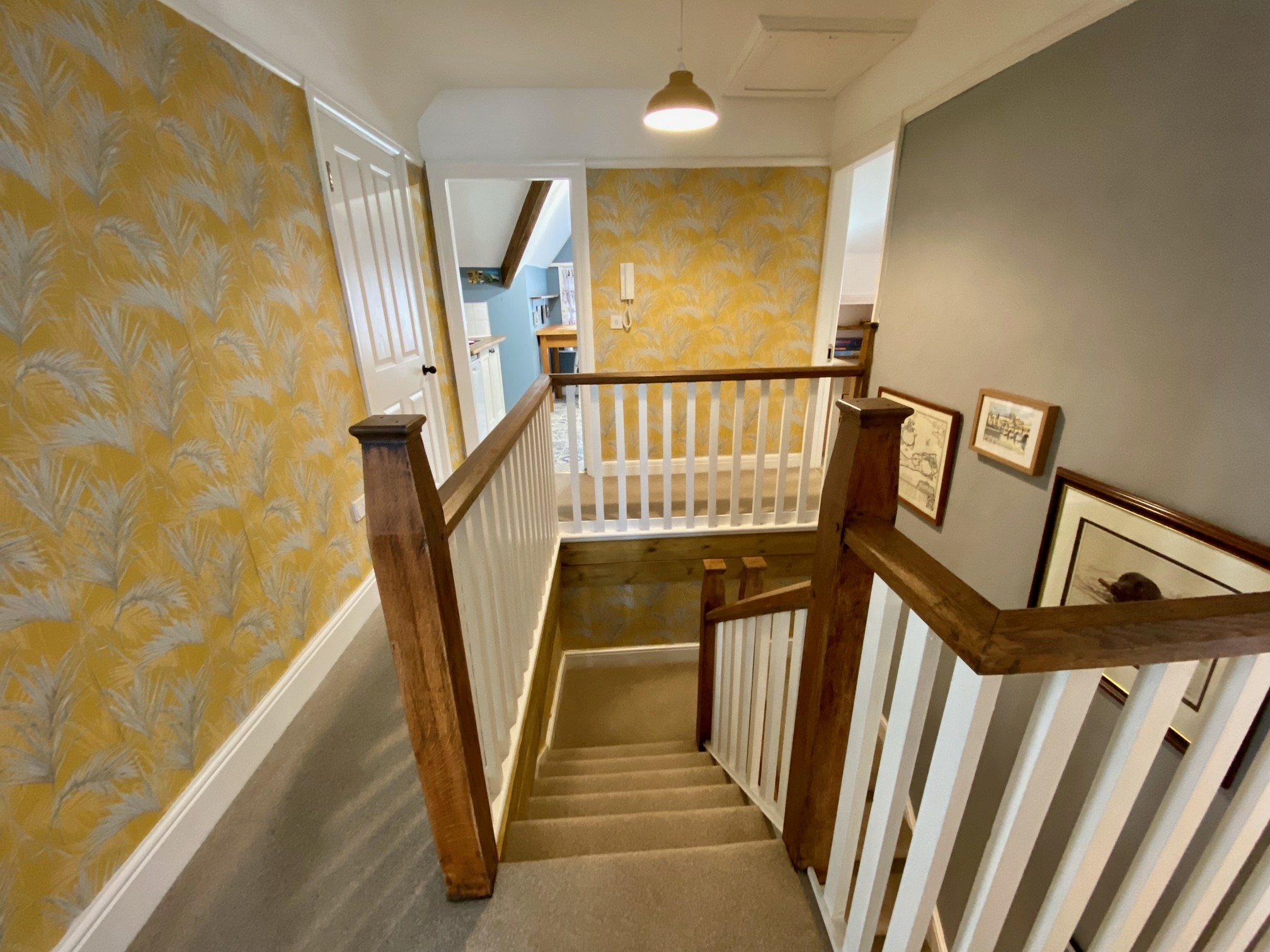 The Roost Stairs 4
