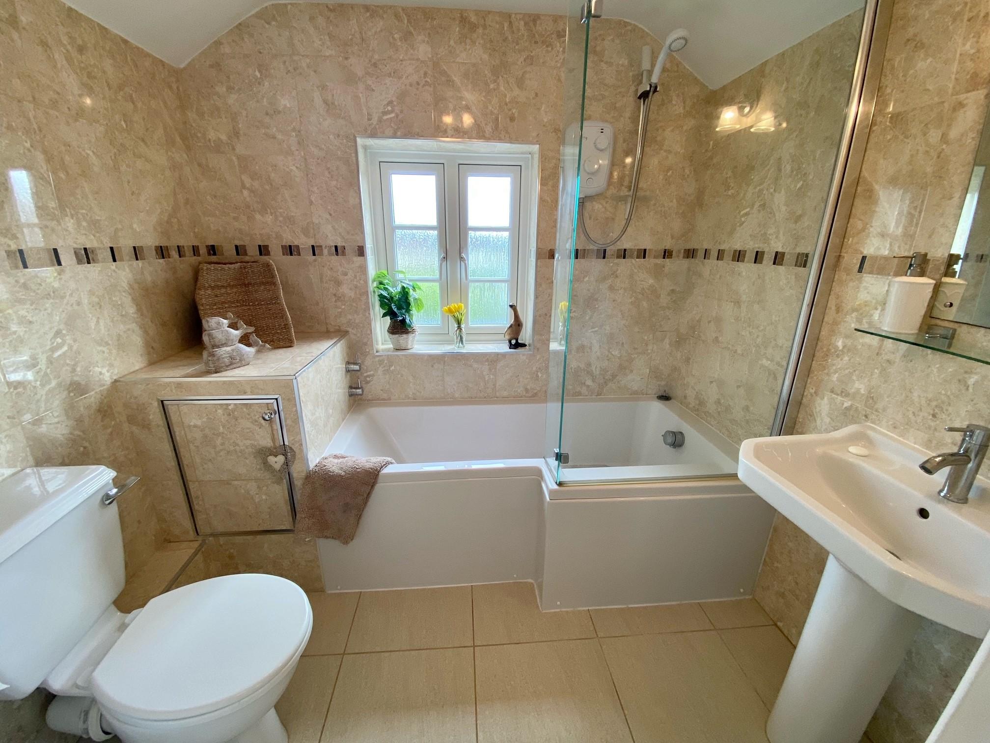 Peace Haven Bathroom