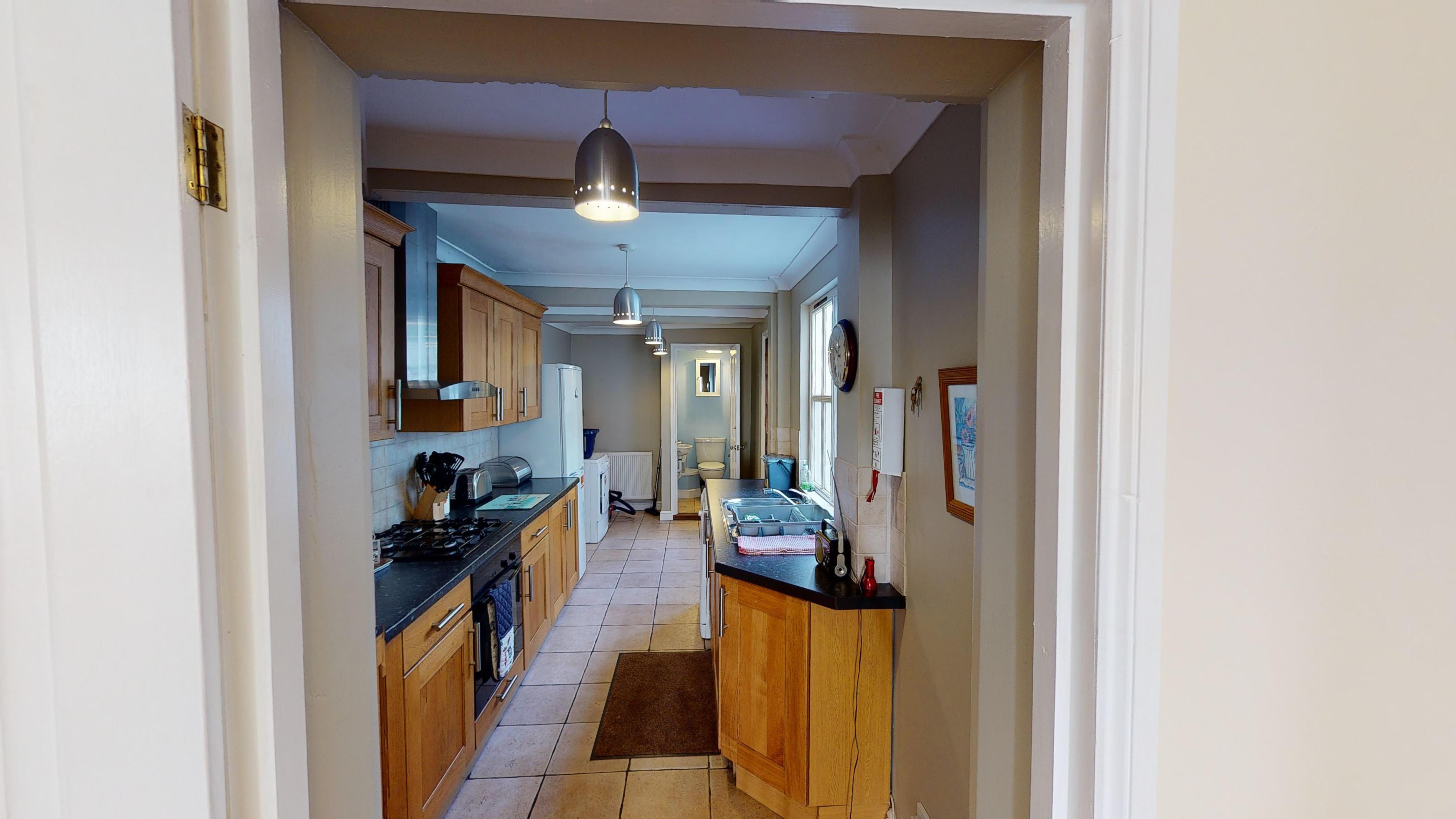 Cambridge House Kitchen