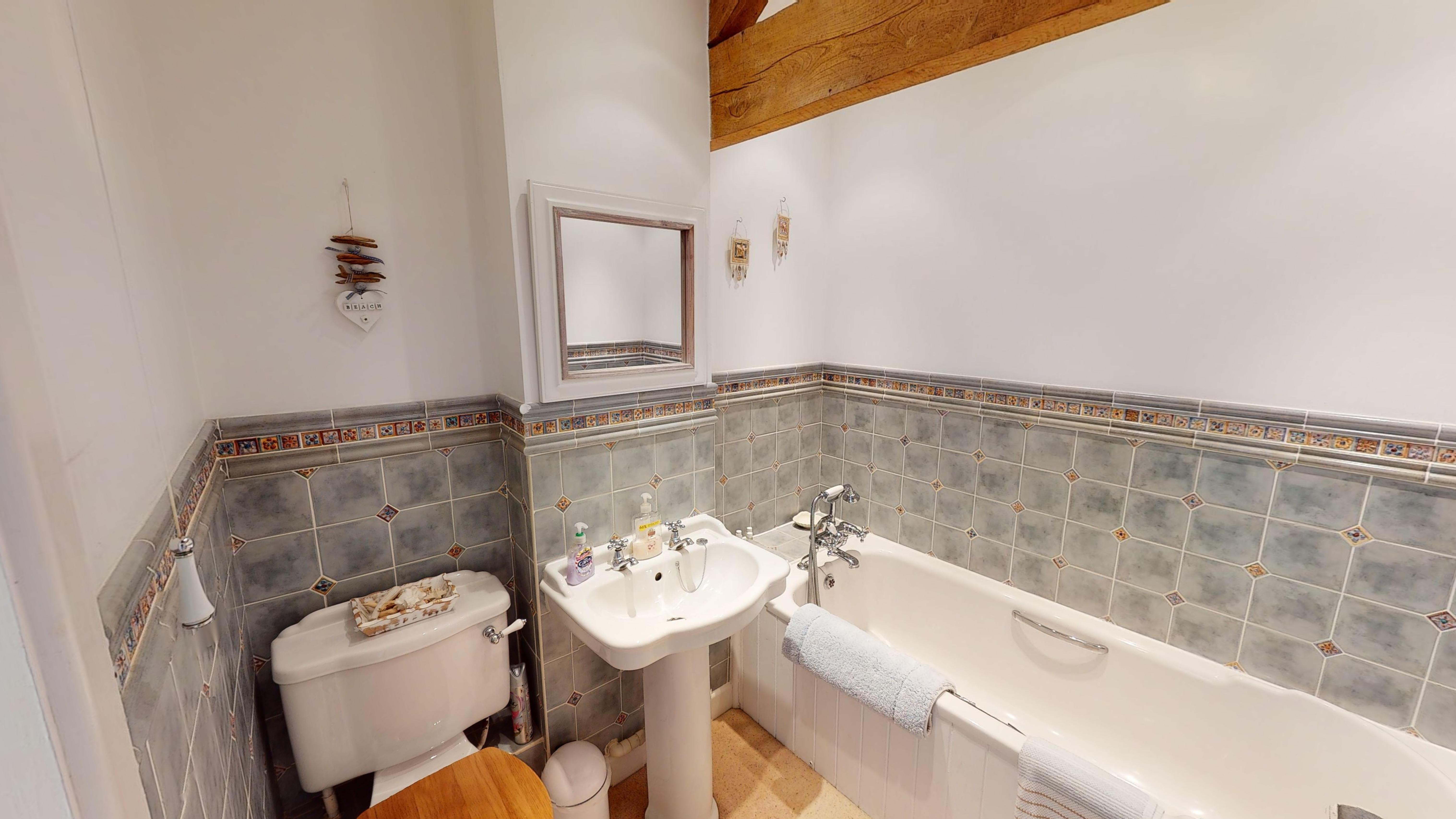 Stables Barn Bathroom