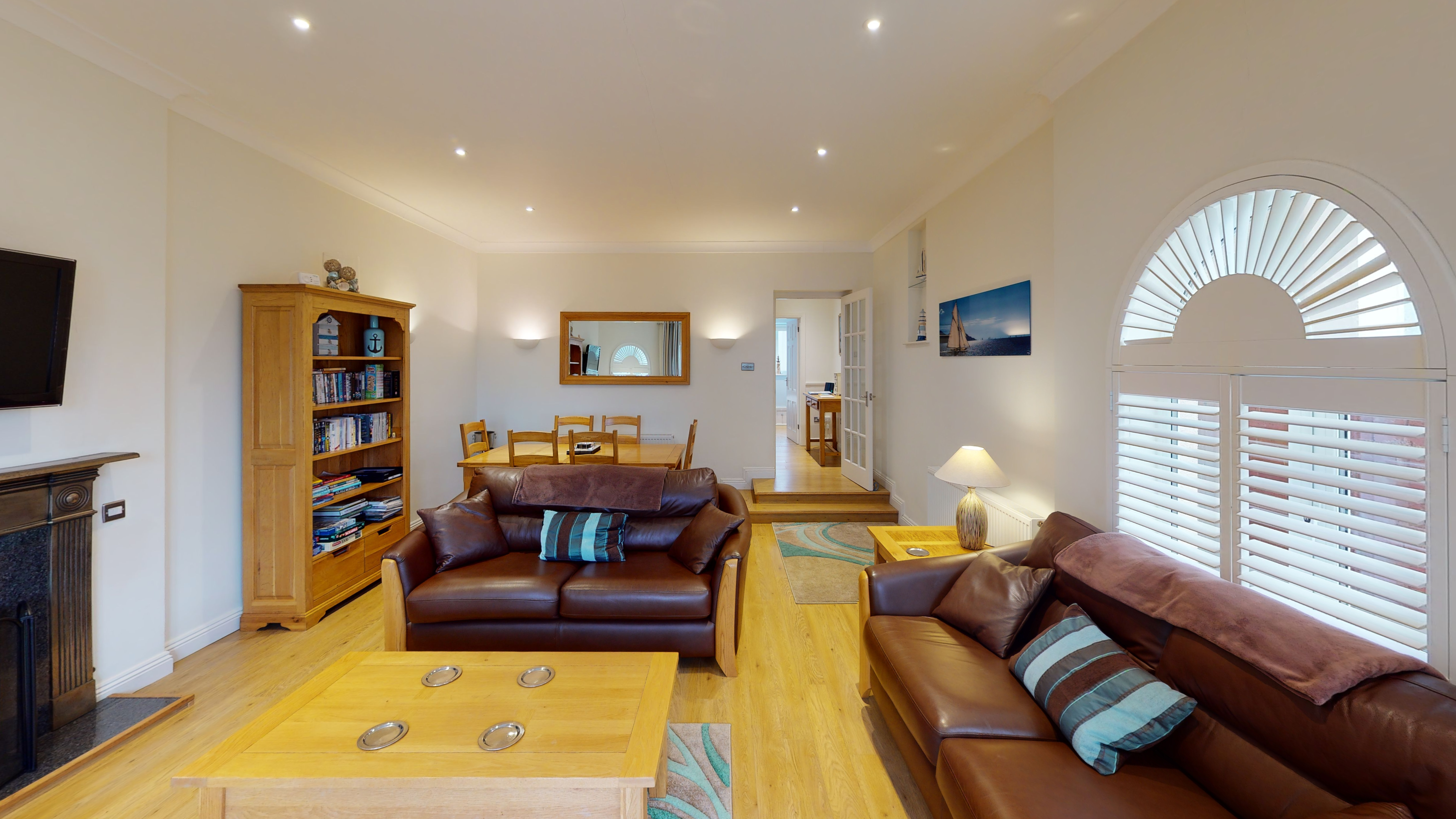 The Crows Nest Living Room