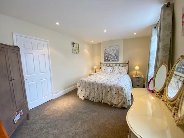 Cream Tea Bedroom