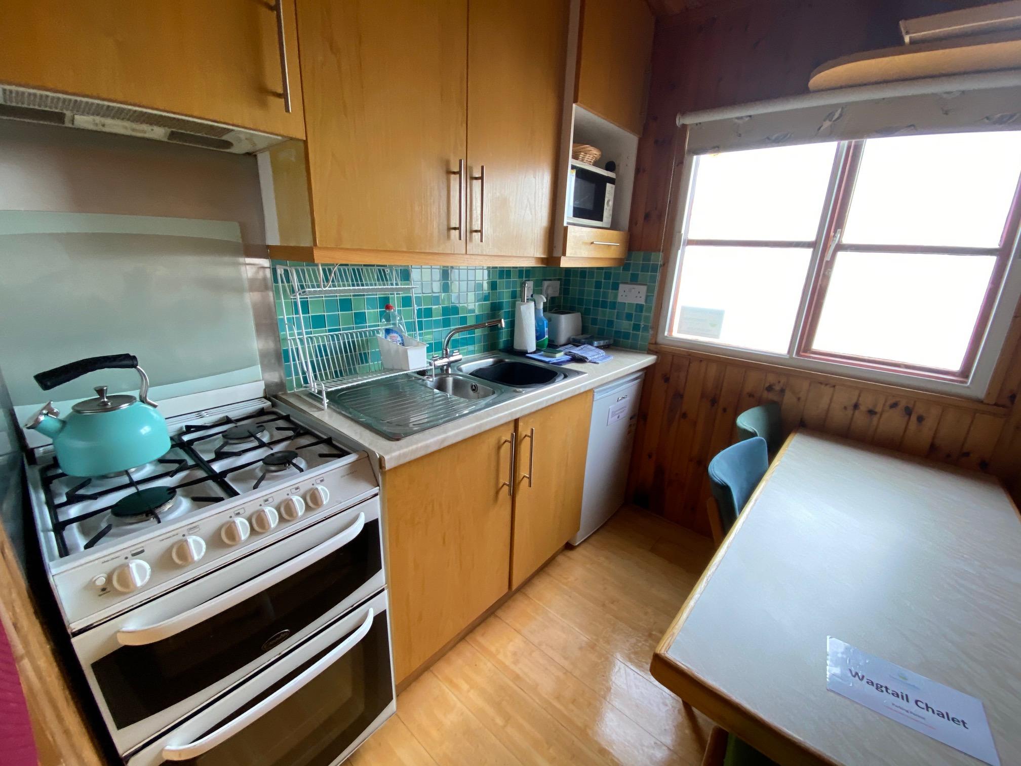 Wagtail Kitchen