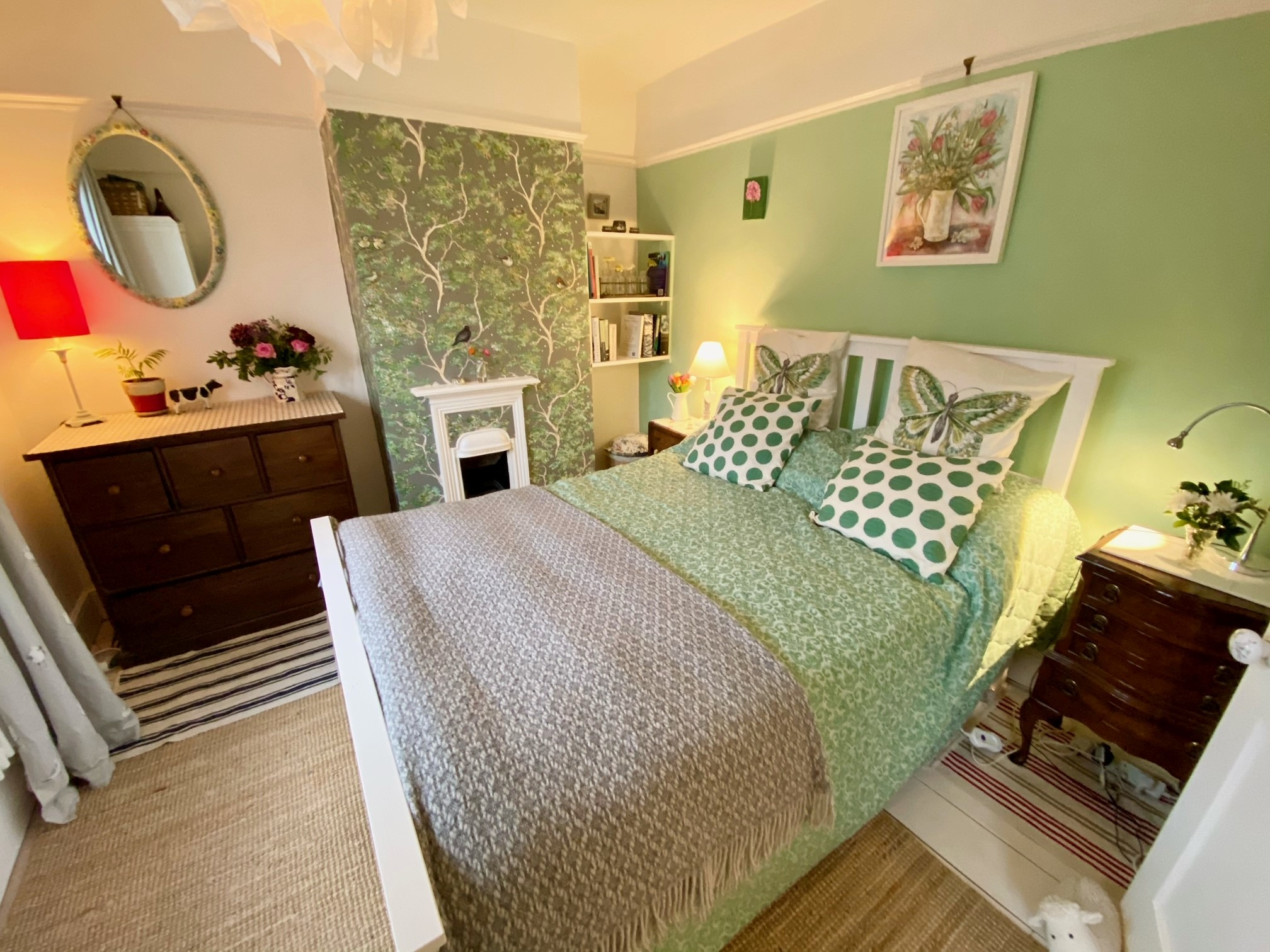 Woodrising Bed 2