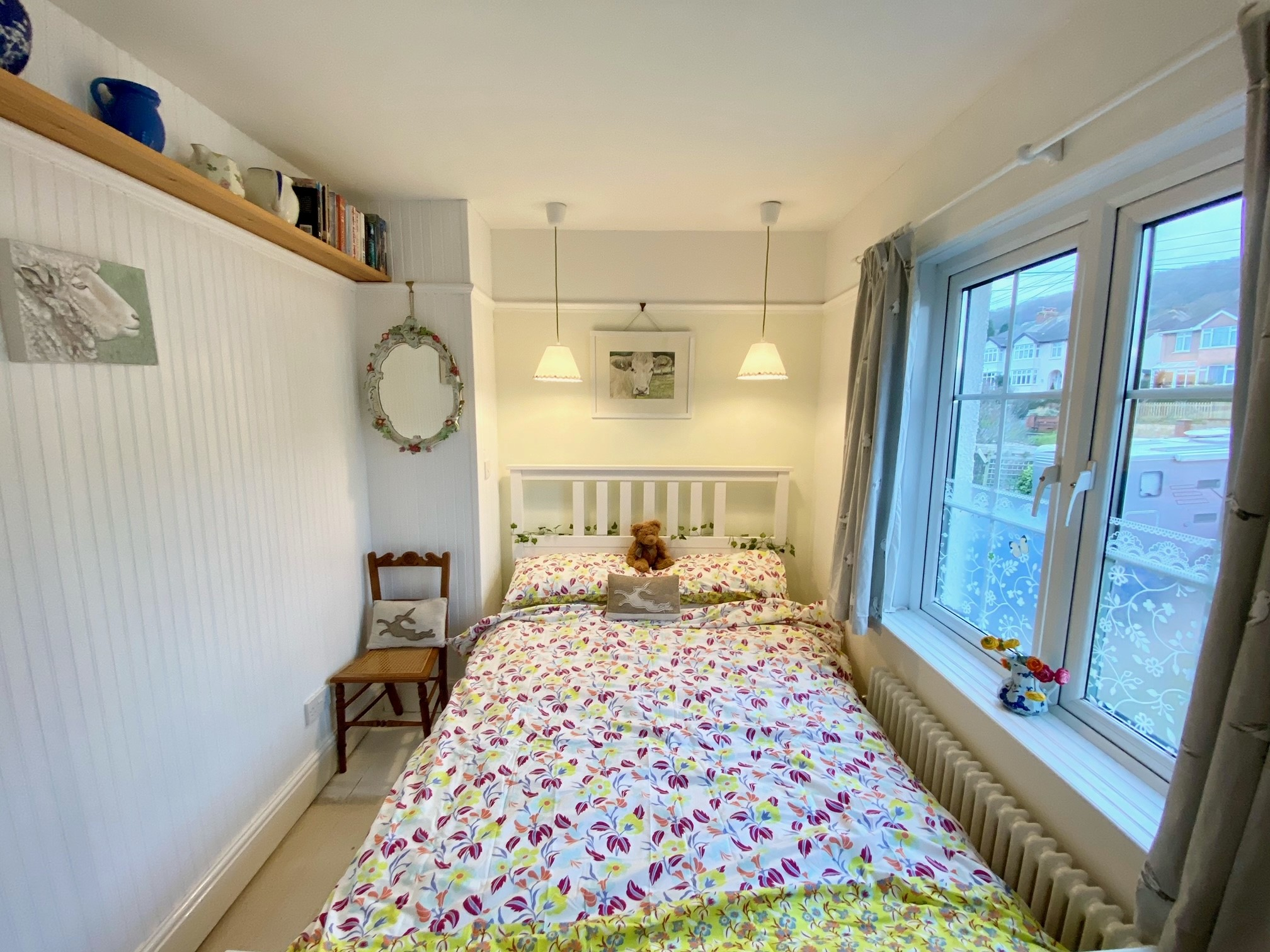Woodrising Bed 5