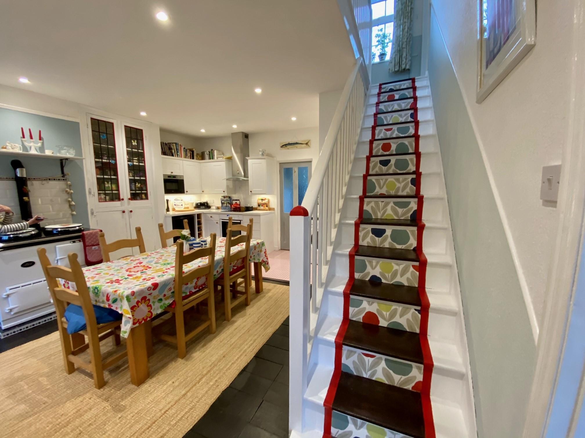 Woodrising Stairs
