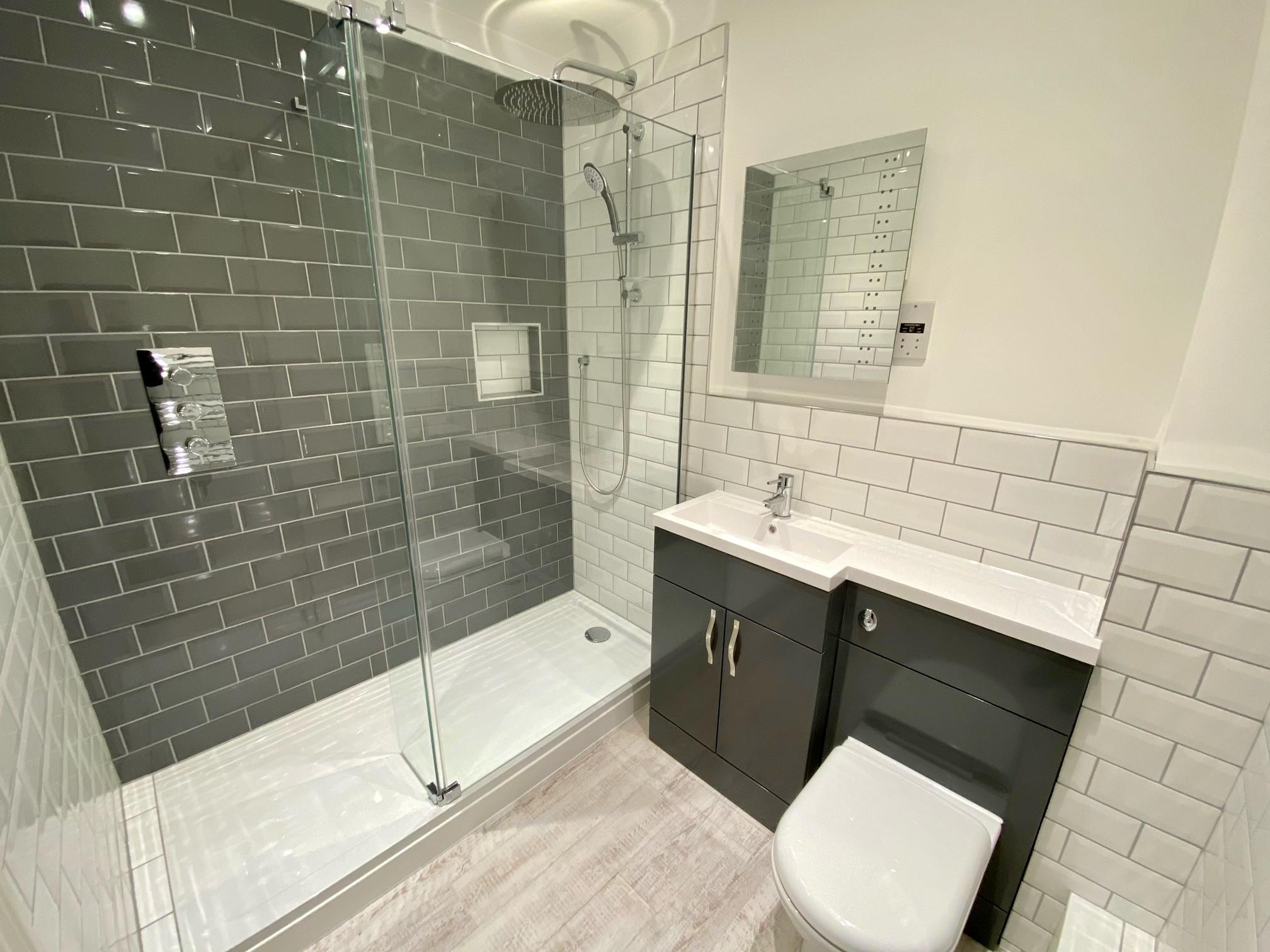 Finelia House Shower Room
