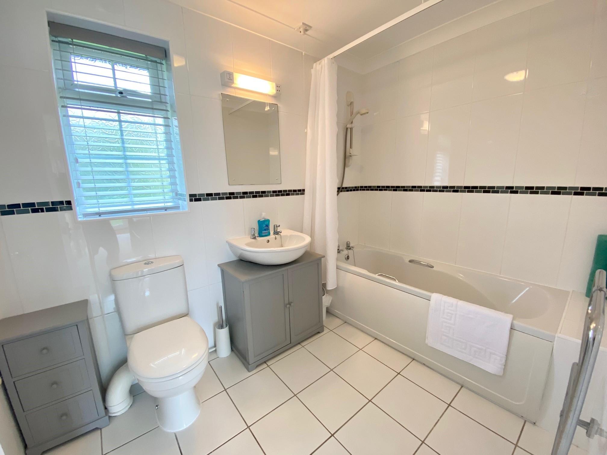Dove Bathroom