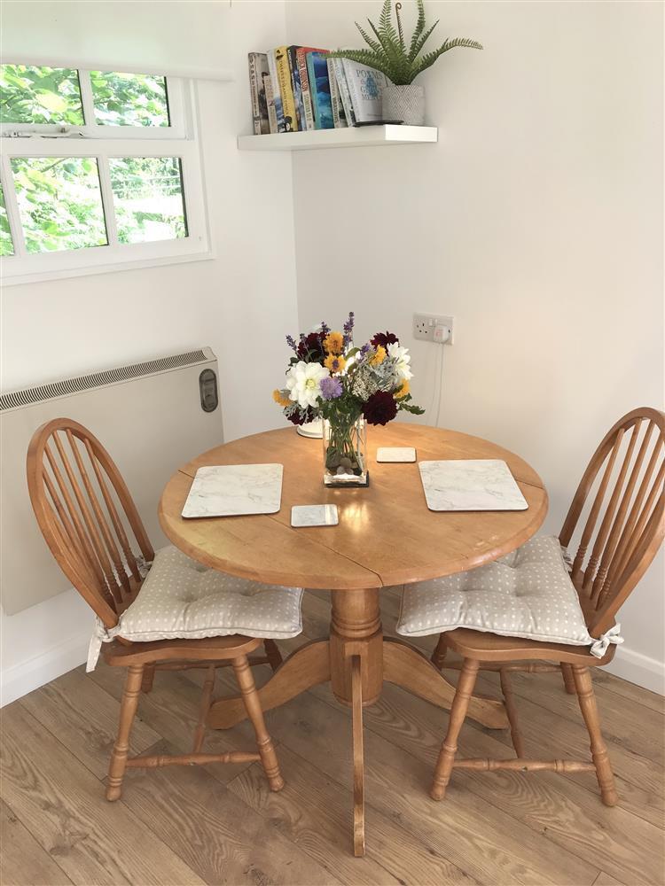 Secret Chalet Table