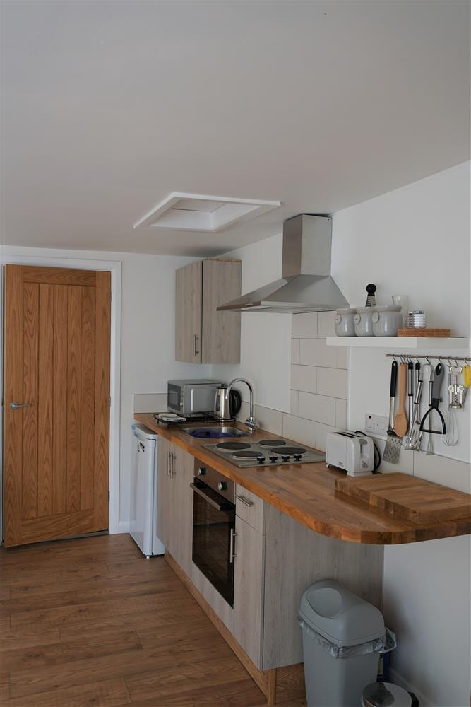 Secret Chalet Kitchen