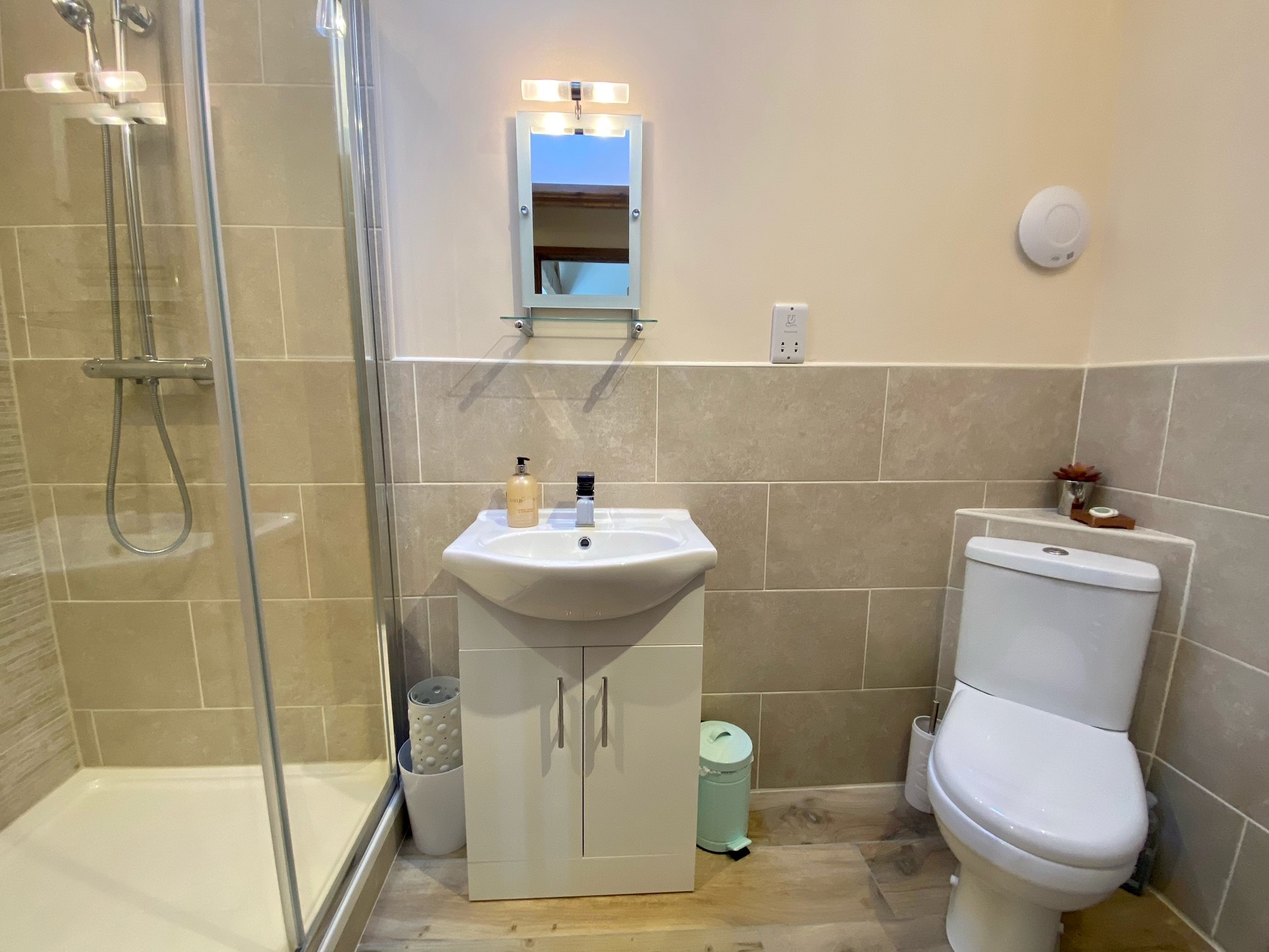Guernsey Shower