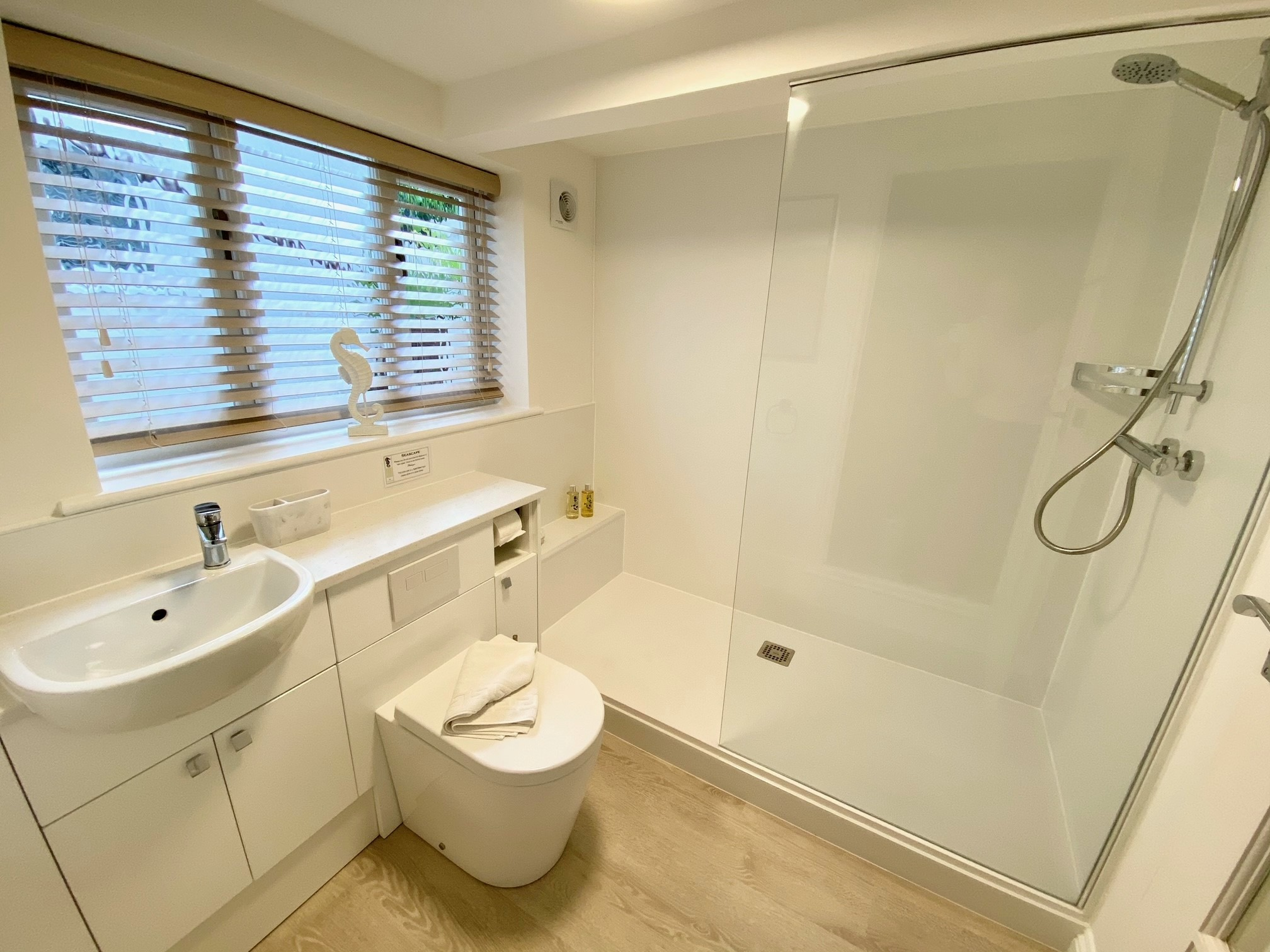 Seascape Shower Room