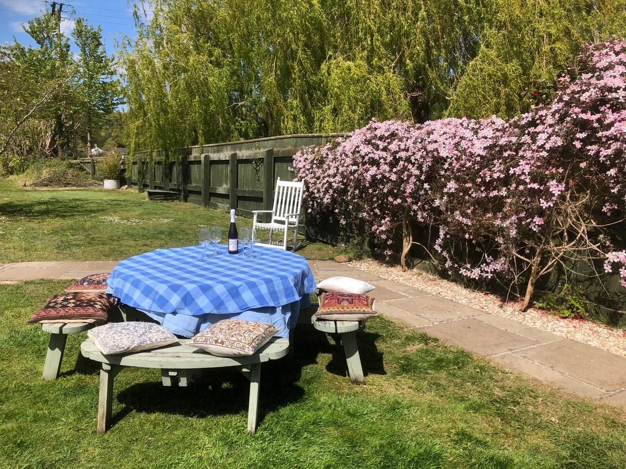 Farriers Garden