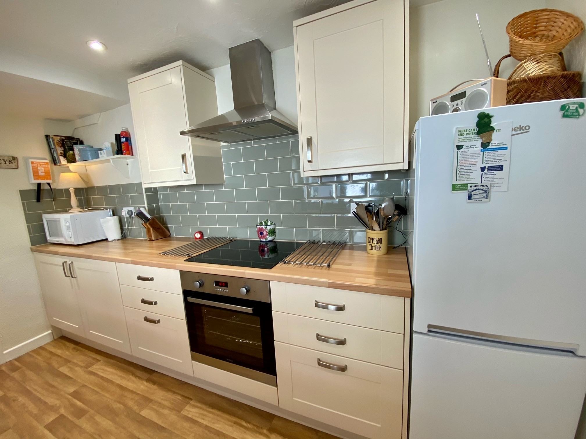 Lyme Bay Kitchen 2