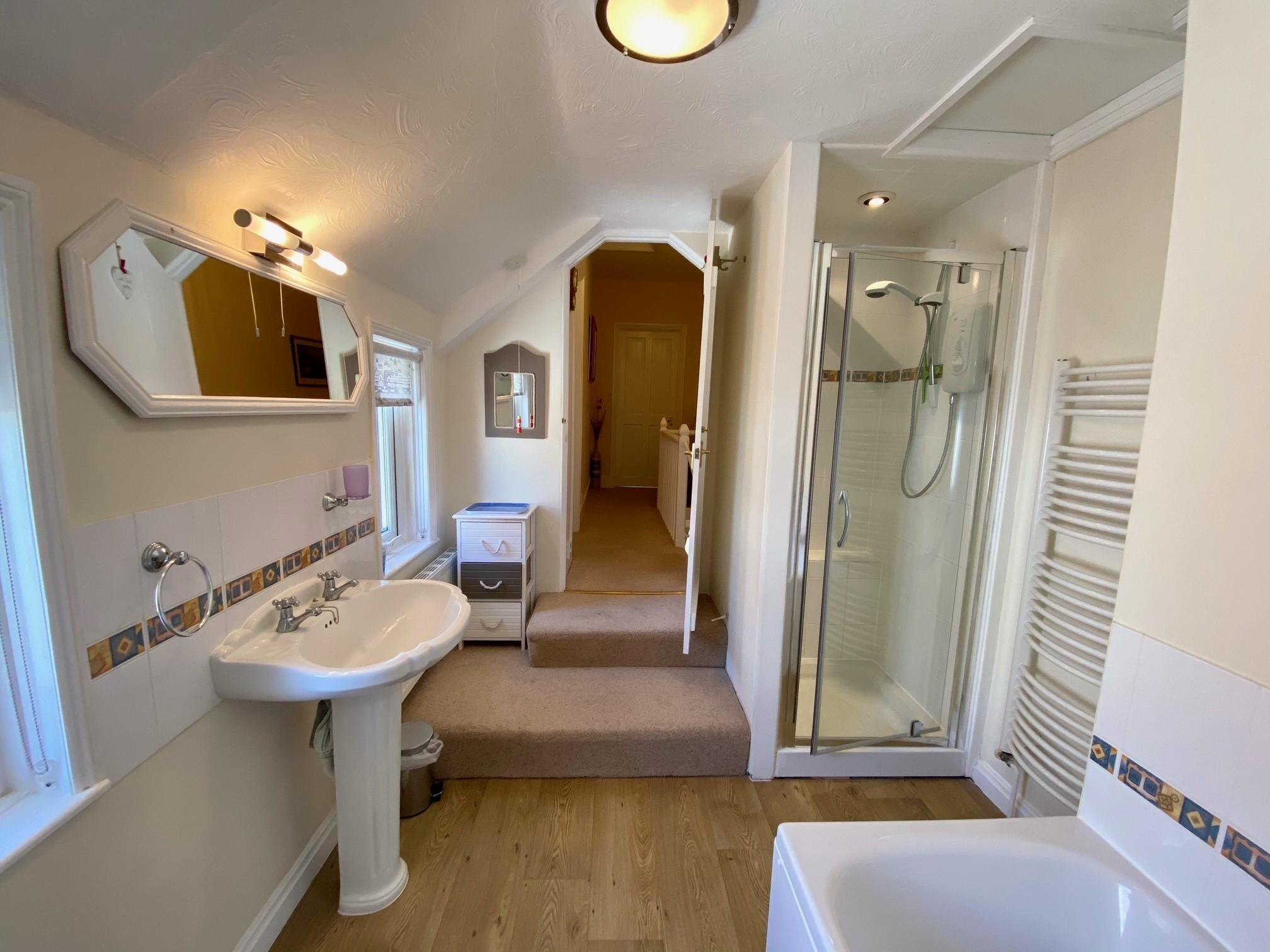 Lyme Bay Shower