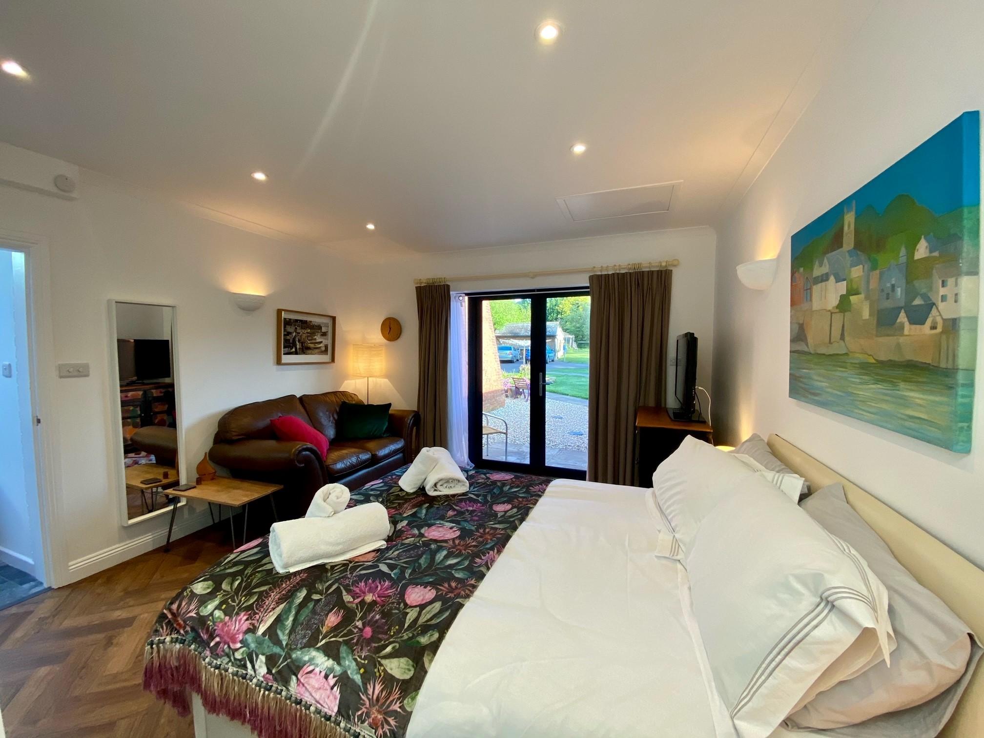 Farriers Retreat Bedroom 2