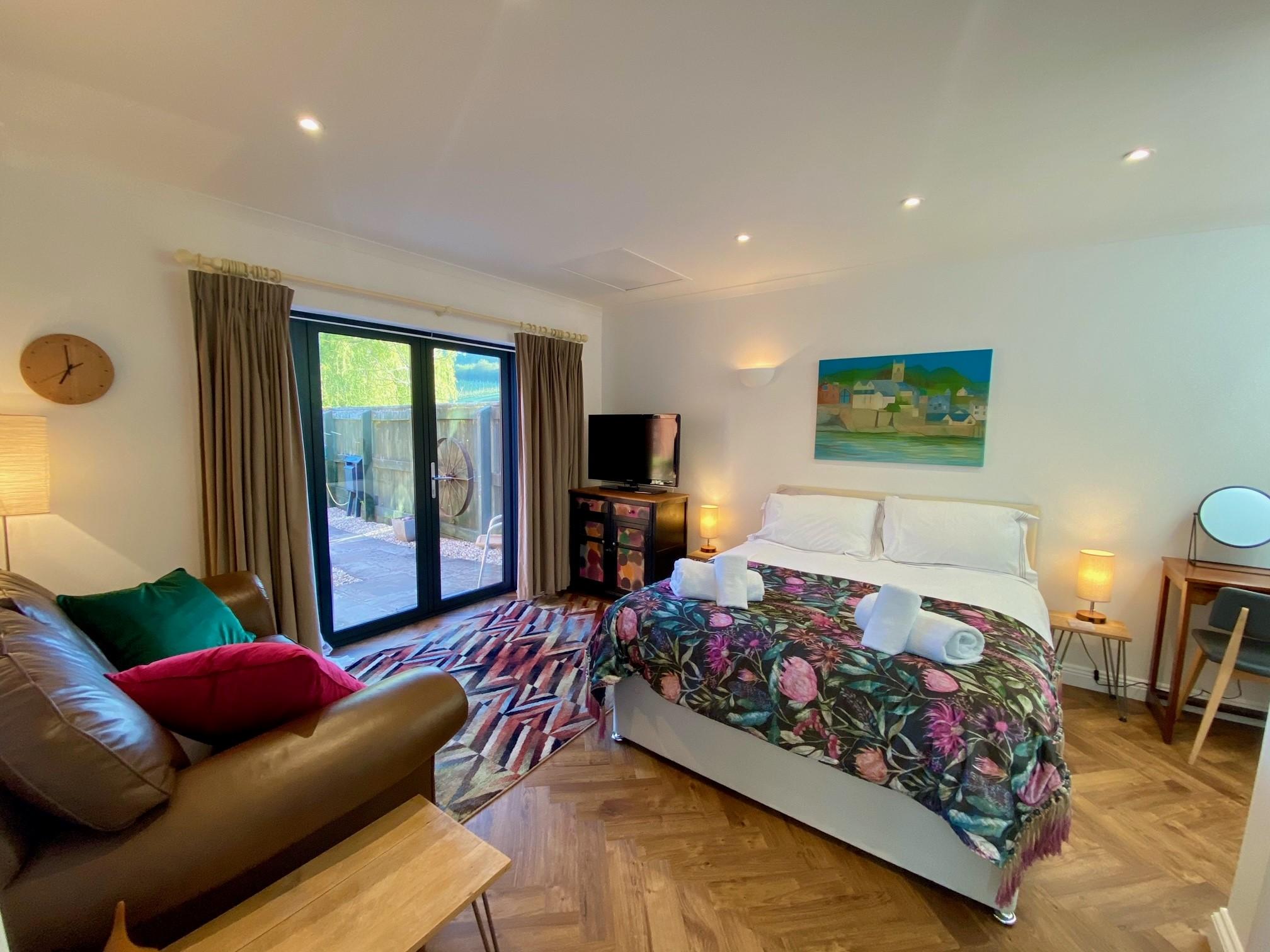 Farriers Retreat Bedroom 4