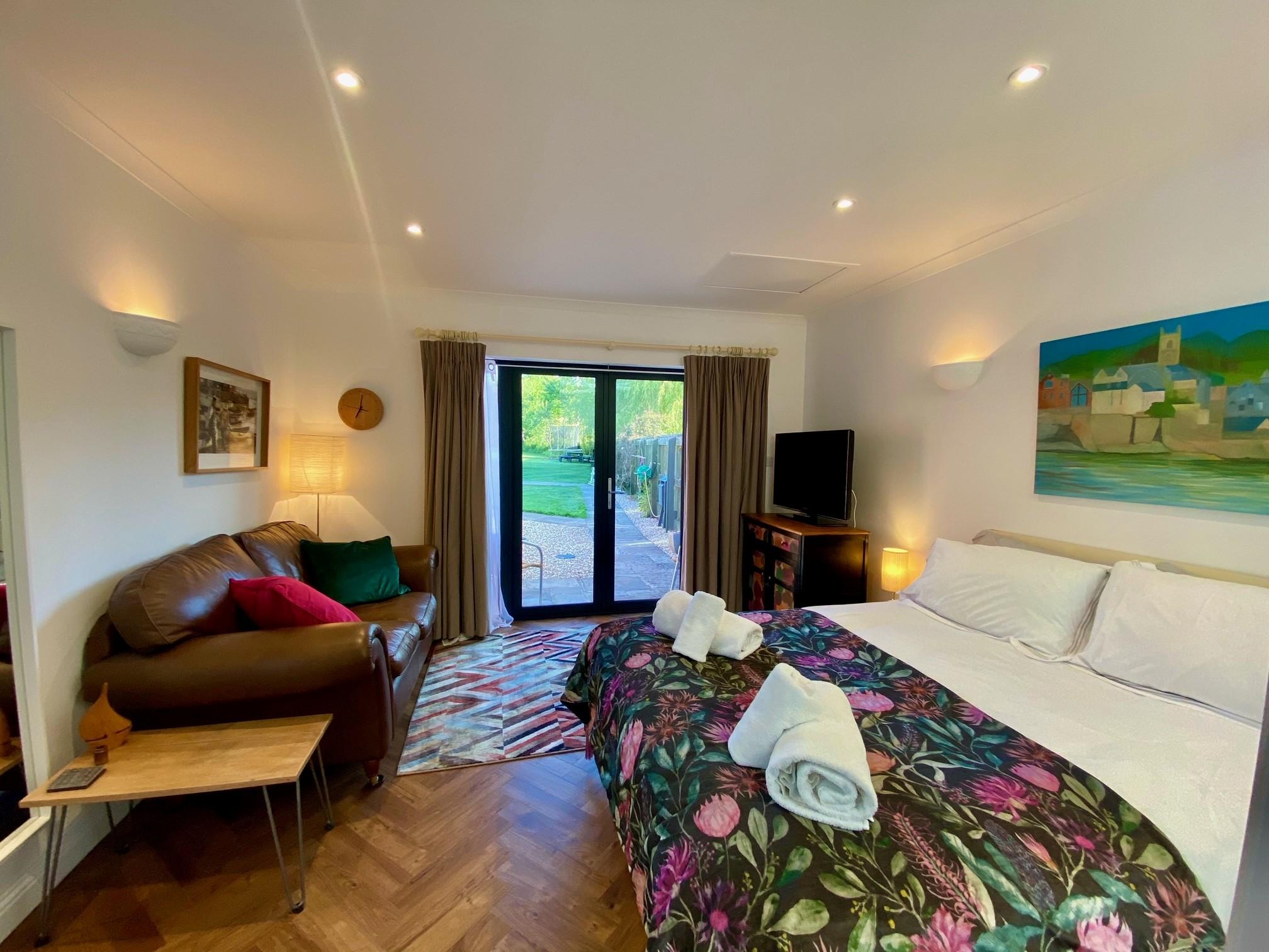Farriers Retreat Bedroom