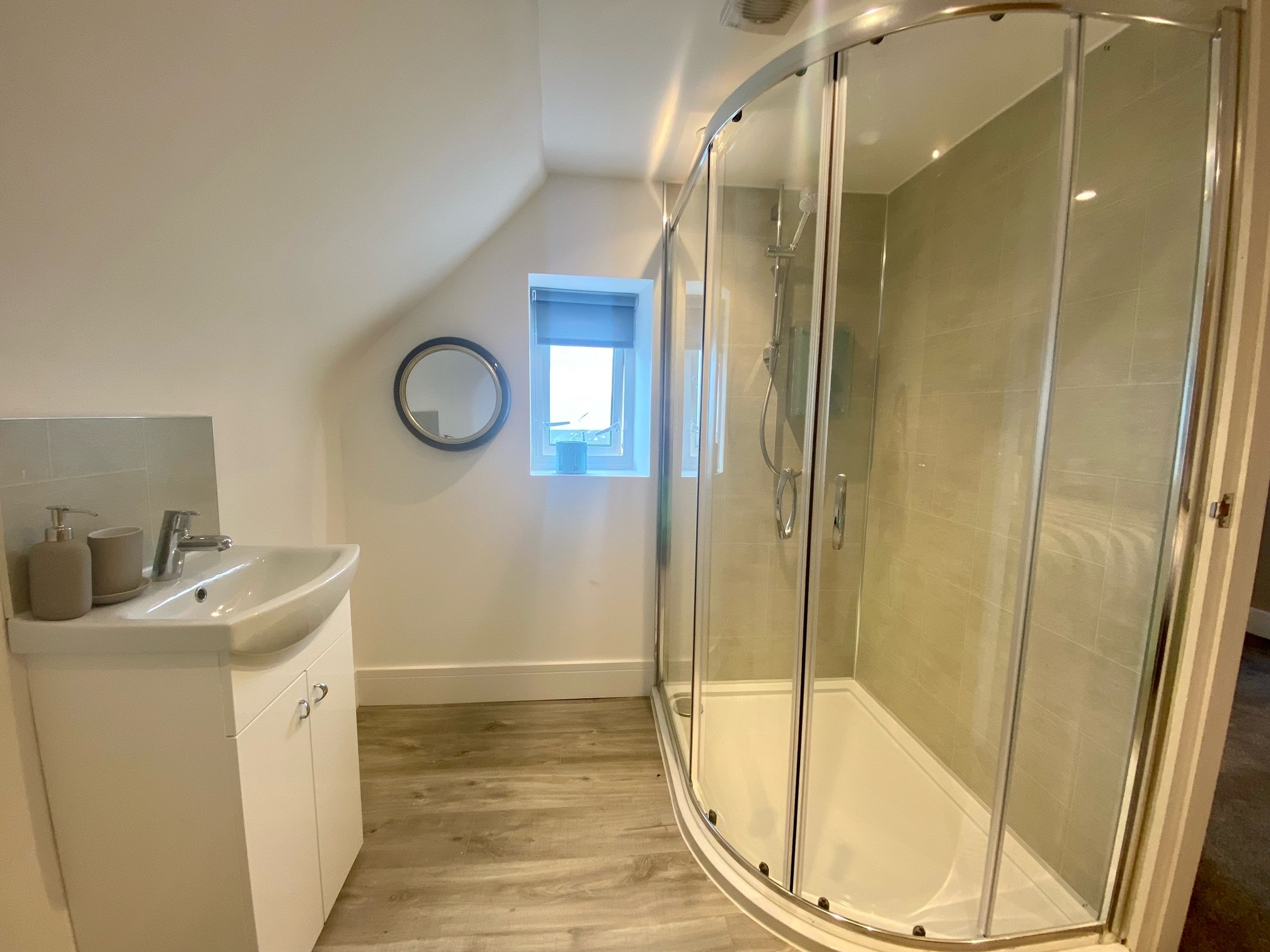 The Lookout Shower