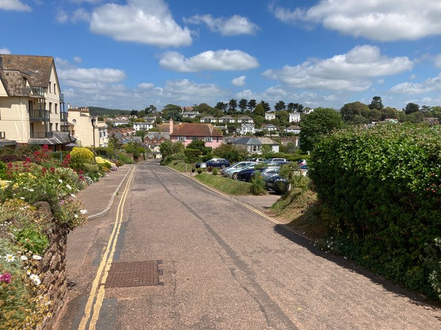 Flat Budleigh Road